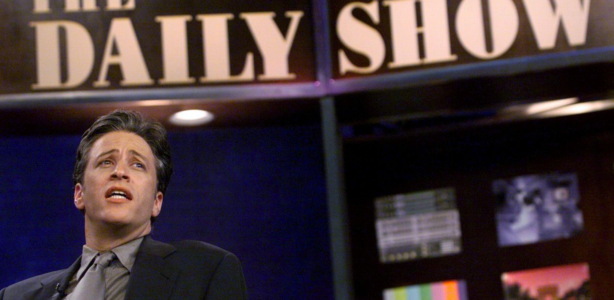 Jon Stewart: Dağılan evi toplayan adam