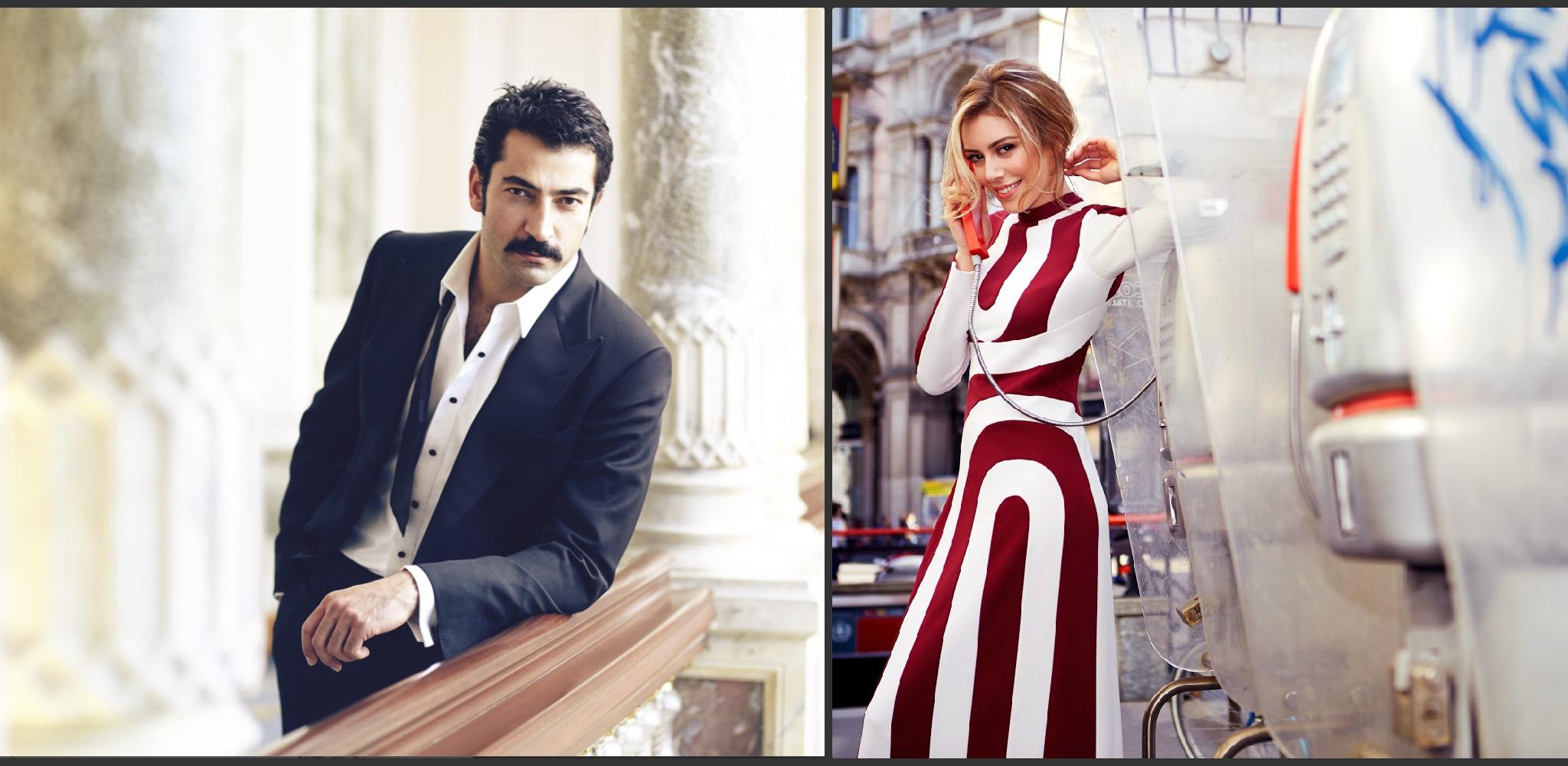 Kenan İmirzalıoğlu ve Sinem Kobal; neden olmasın ki?