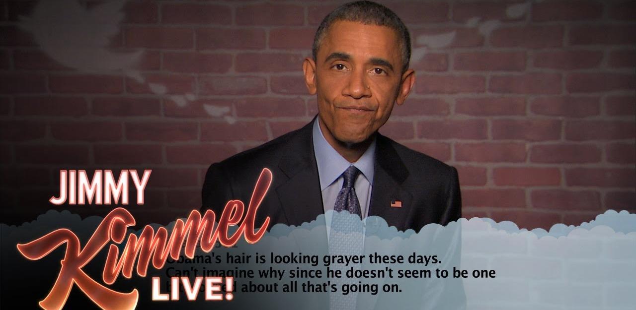 Gece gece televizyonda başkan keyfi