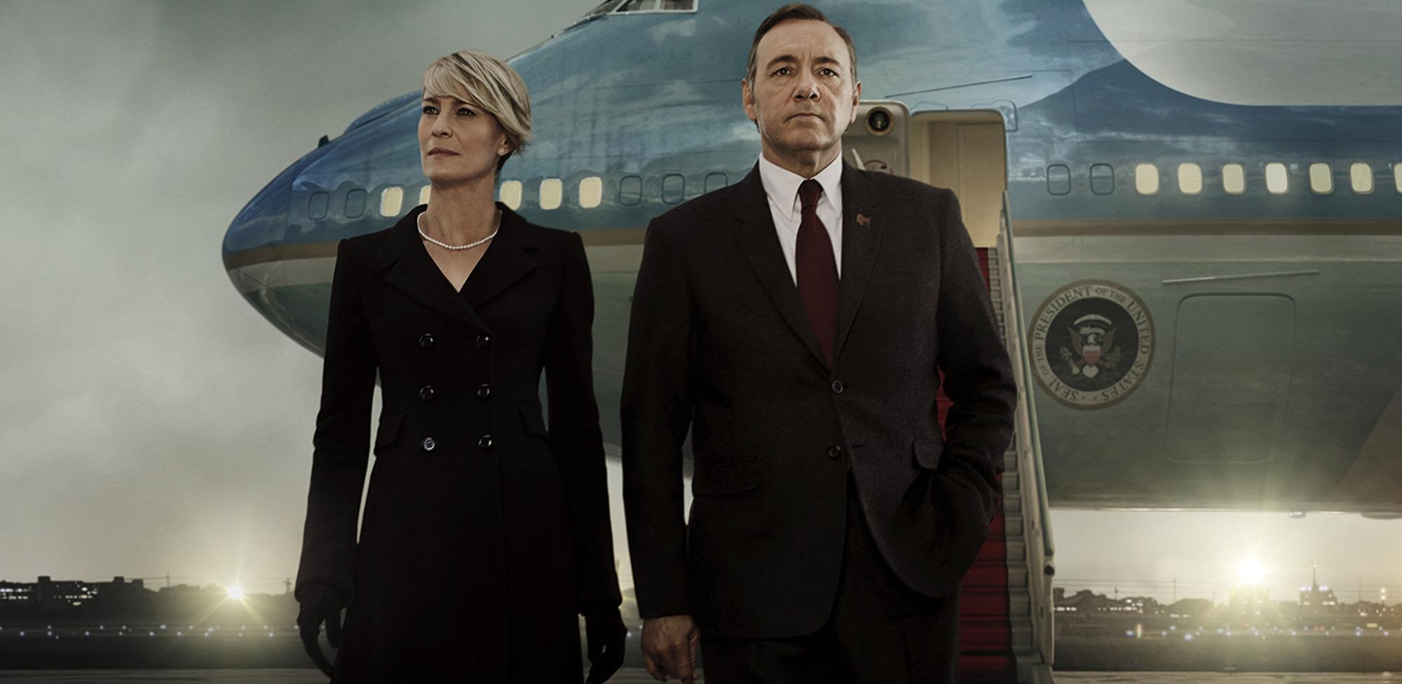 House of Cards: Üçüncü dünya ülkesinde son sezon