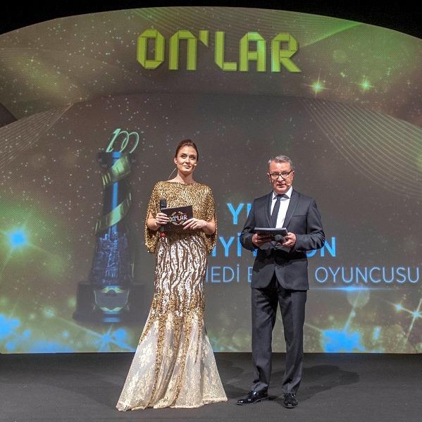 100. Yılında Türk Sineması'nın On'ları ödüllendirildi!