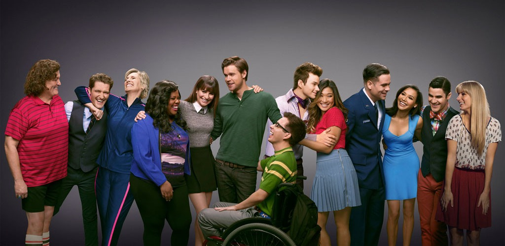 Glee: En pembe düşlerin dizisi veda etti