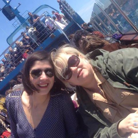 Festival Ajanı:Festival ahalisi teknede