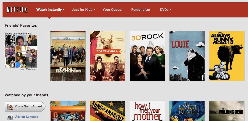 Gelecek(te) Netflix'te -3