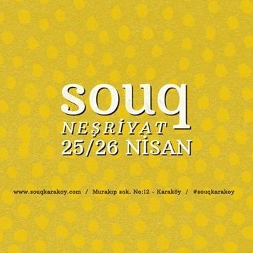Haftasonu Souq Karaköy'e bekleriz!