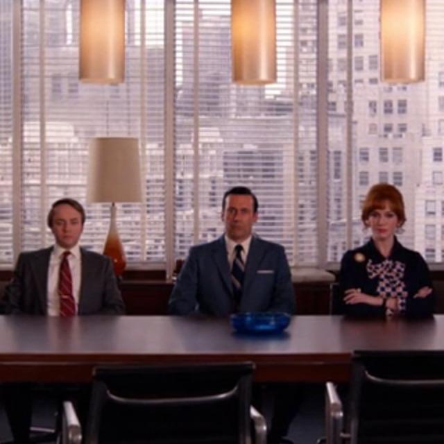 Mad Men: Sığındığınız limana şu anda ulaşılamıyor