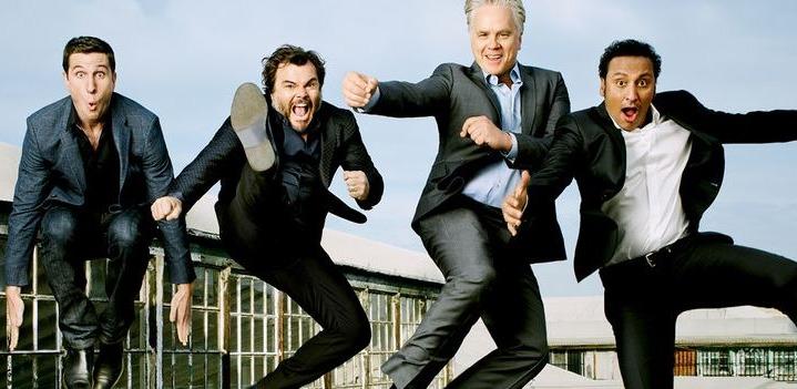 The Brink: HBO'nun yeni politik komedisi