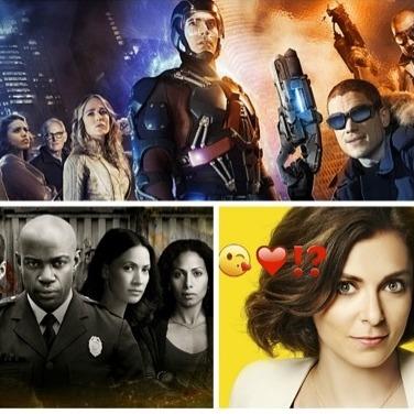 2015-2016 Sezonunda Kanal Kanal Yeni Amerikan Dizileri: The CW