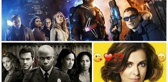 Kanal Kanal Yeni Amerikan Dizileri: The CW