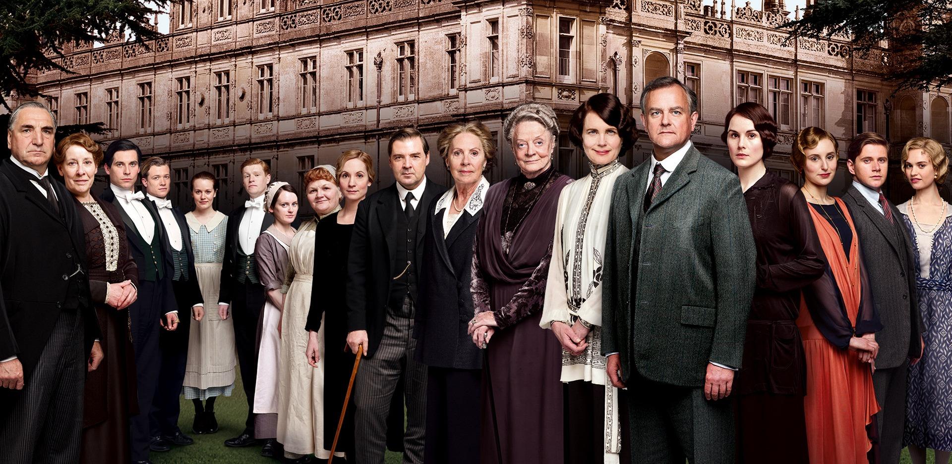 Siz hala Downton Abbey izlemeyenlerden misiniz?