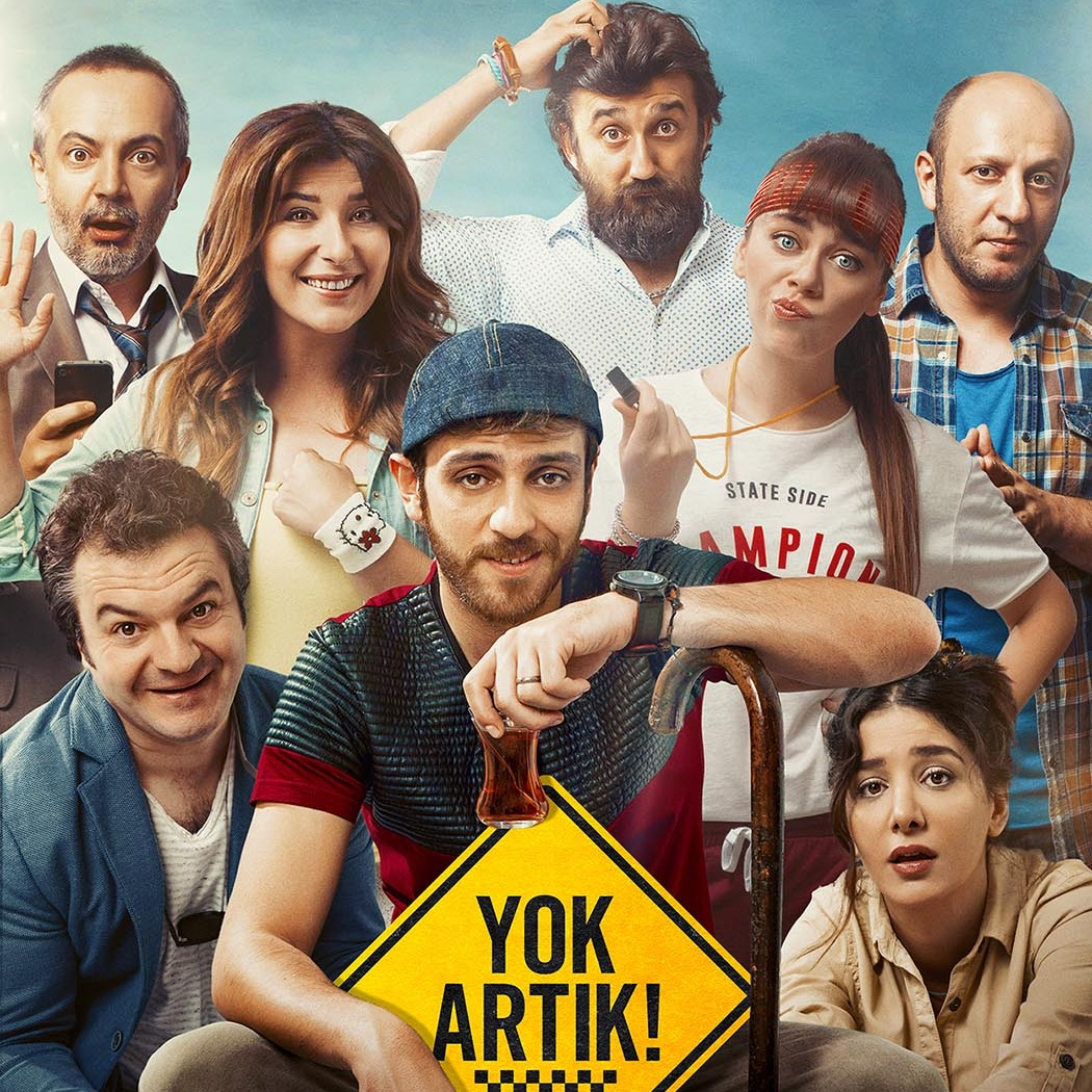 Caner Özyurtlu'nun yönettiği Yok Artık! 25 Eylül'de sinemalarda!