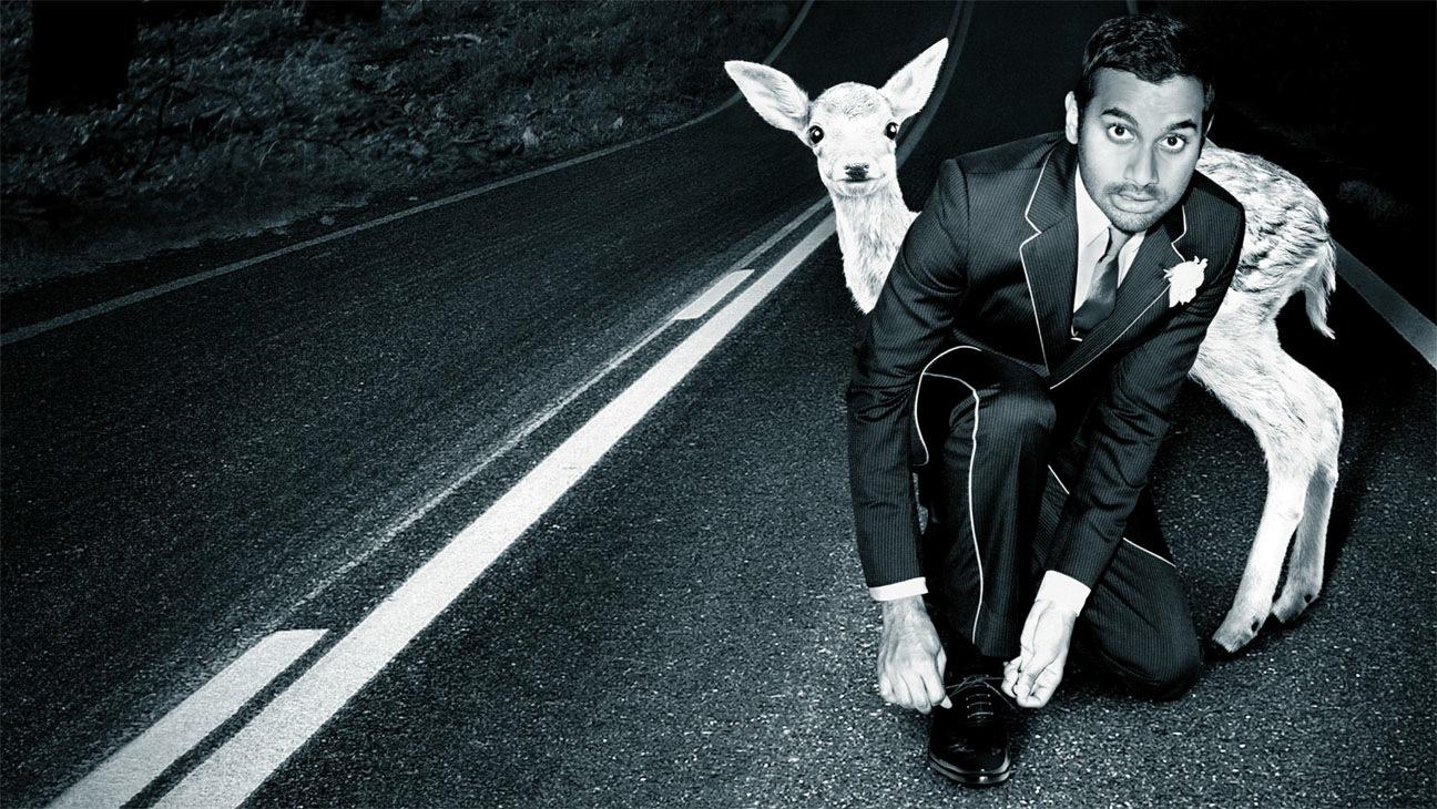 2013'de Netflix'te yayınlanan stand-up şov Aziz Ansari: Buried Alive'dan.
