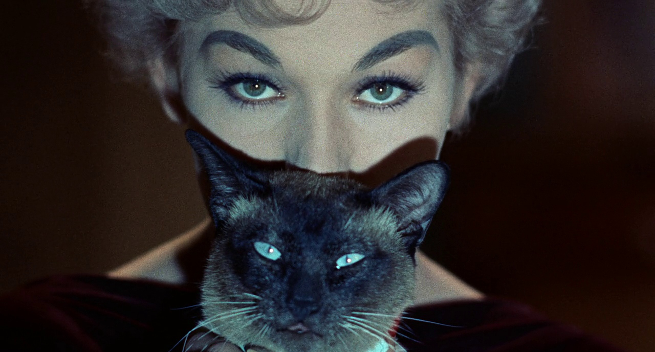 Bell, Book and Candle, Kim Novak.