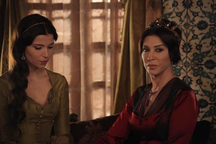 Hatice Sultan ve Valide Sultan