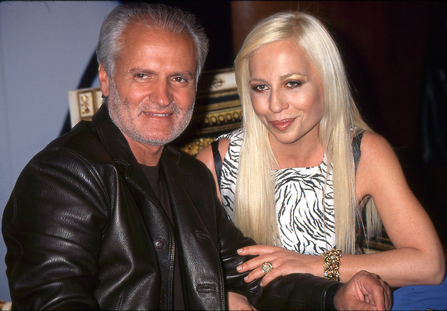 Gianni ve Donatella.